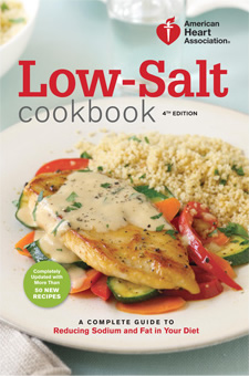 Low Salt Cookbook