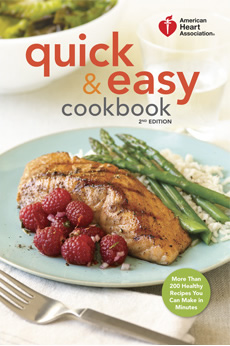 Quick And Easy second Edition Cookbook