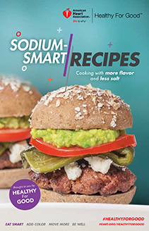 Sodium Smarts cookbook cover