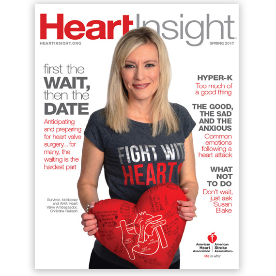 Heart Insight Spring 2017 - Cover