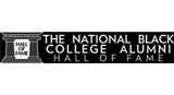 The National Black College Alumni Hall of Fame logo