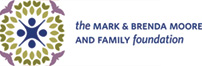 The Mark and Brenda Moore Family Foundation logo