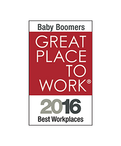 Great Place to Work 2016 Baby Boomers