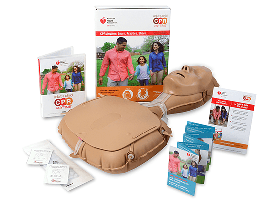 Hands-Only CPR kit