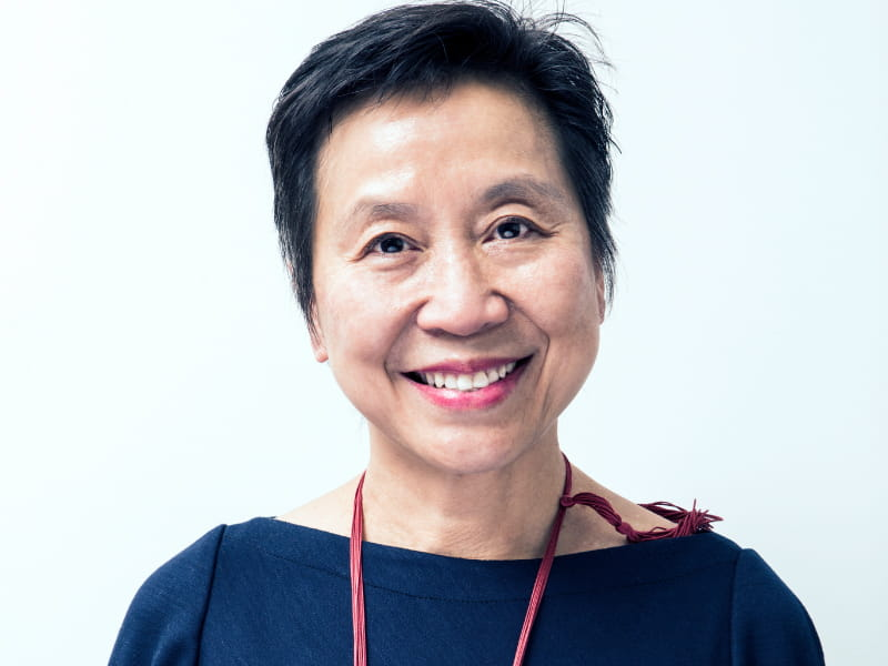 Anh Vu Sawyer has helped educate thousands of Southeast Asian-Americans about the risks for heart disease and stroke.